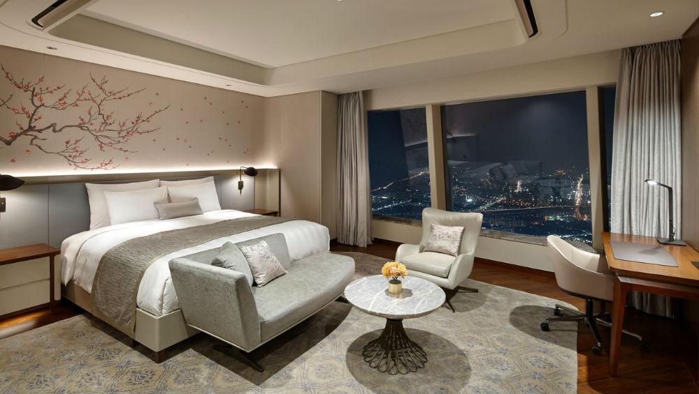 Фото: Signiel Seoul Hotel