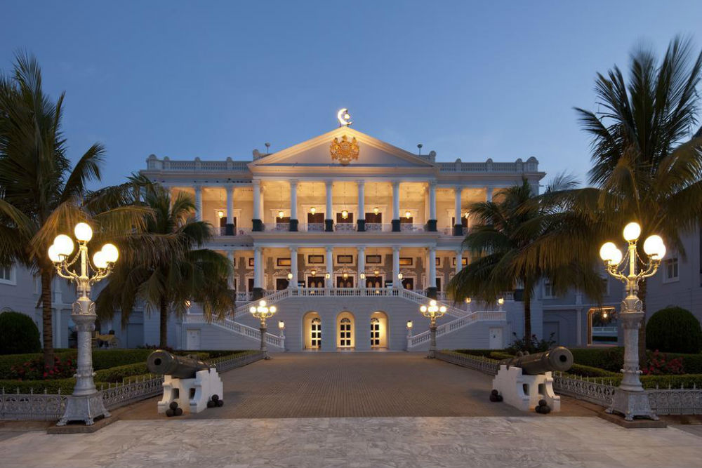 Фото: Taj Falaknuma Palace