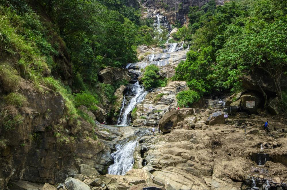 Фото: Водопад Ravana