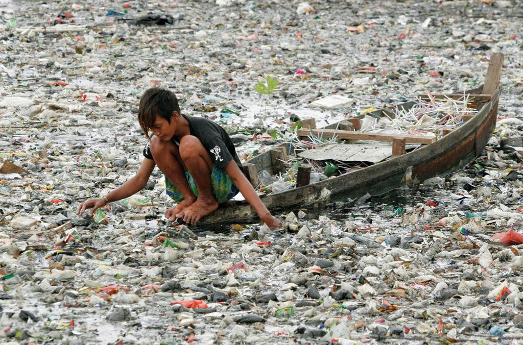 Какая самая грязная река в мире
