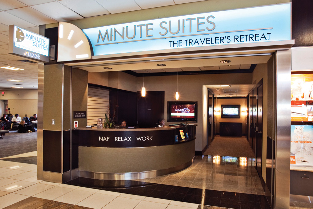 Фото: Minute Suites