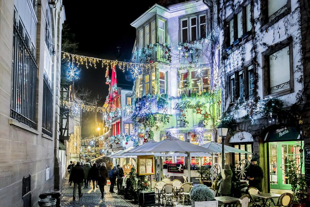 Фото: Рождество в Эльзасе
