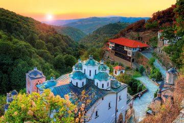 Фото: Главные достопримечательности Македонии
