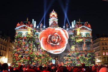 Фото: Праздник света в Лионе