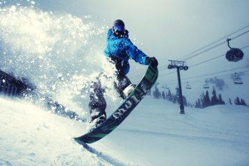 Фото: Сноуборд
