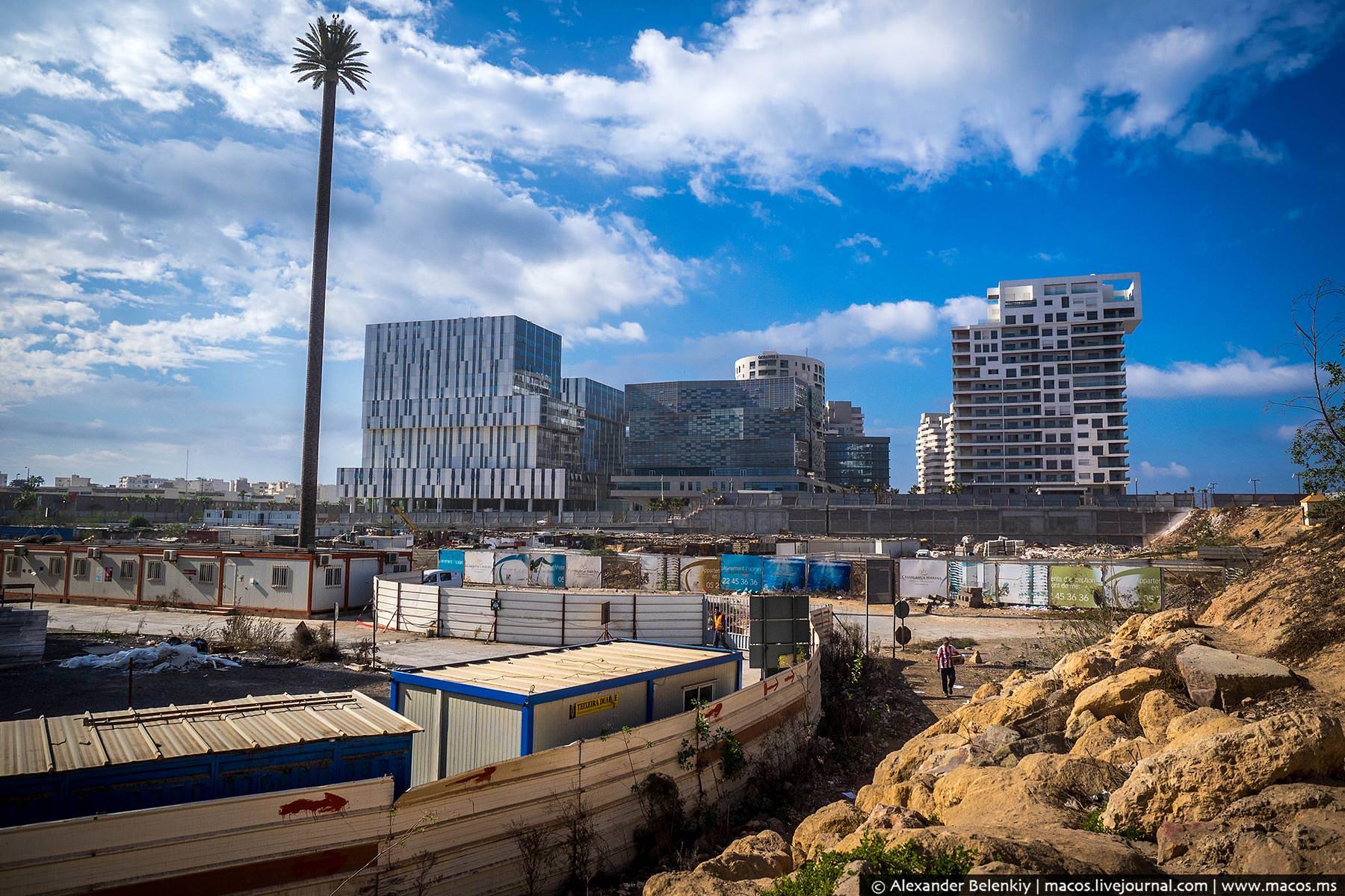 Фото: Строительство новых кварталов