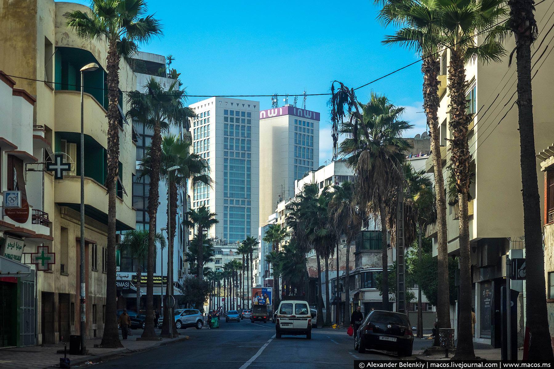 Фото: Дороги Касабланки