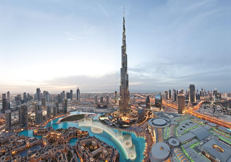 Фото: Дубаи