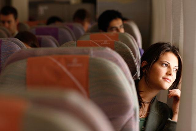 Фото: Комфортный полёт