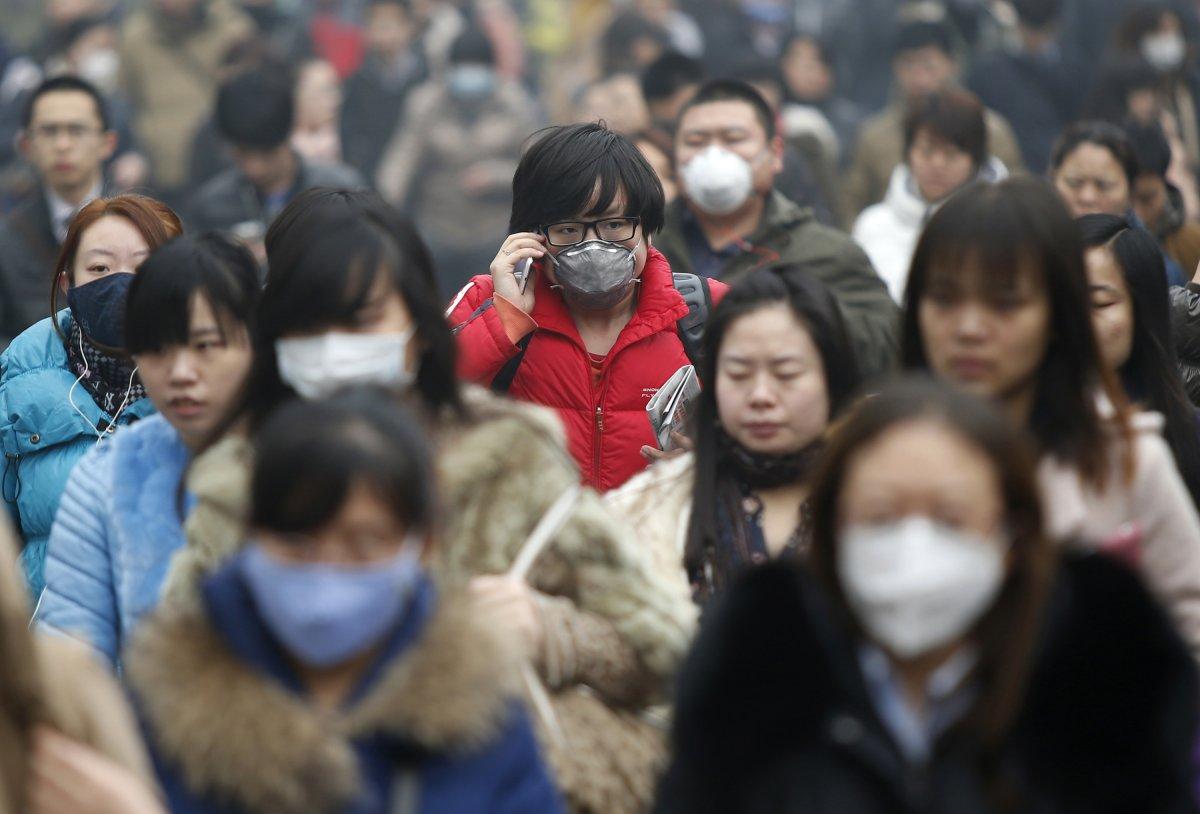 Фото: Смог в Пекине