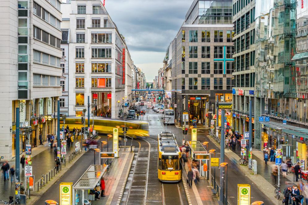 Фото: Зимние скидки в Берлине