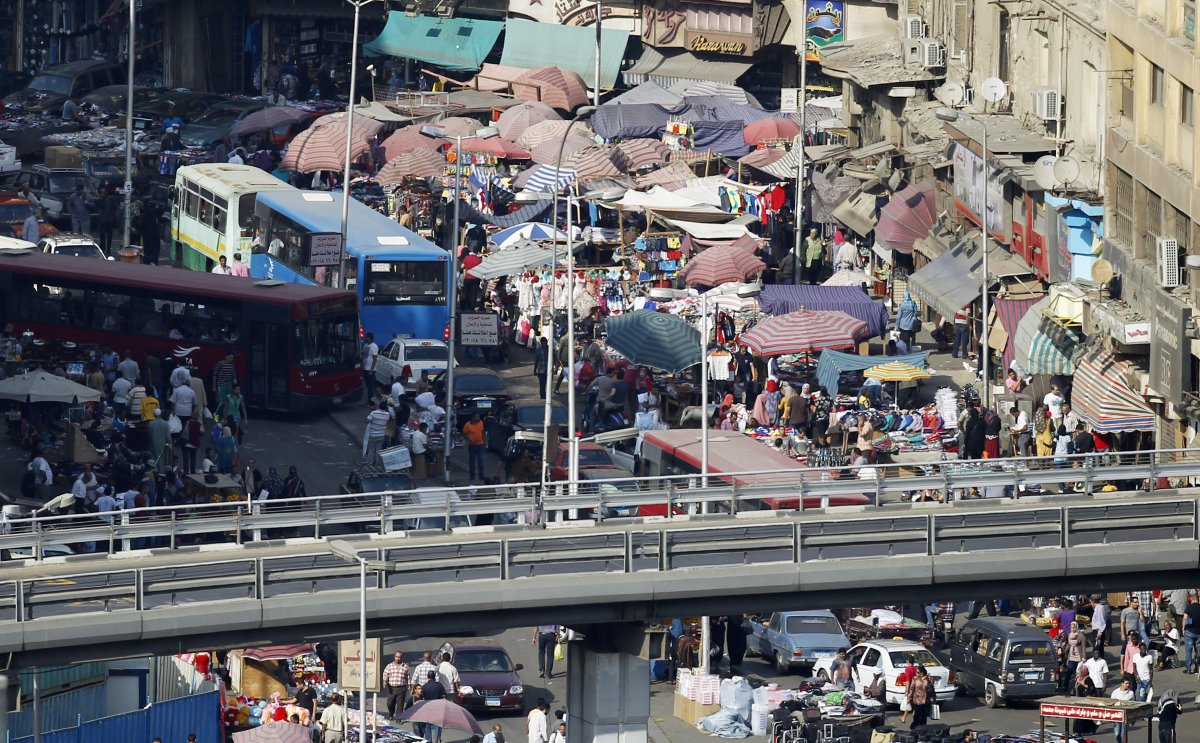 Фото: Каир