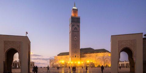 Фото: Мечеть Касабланки