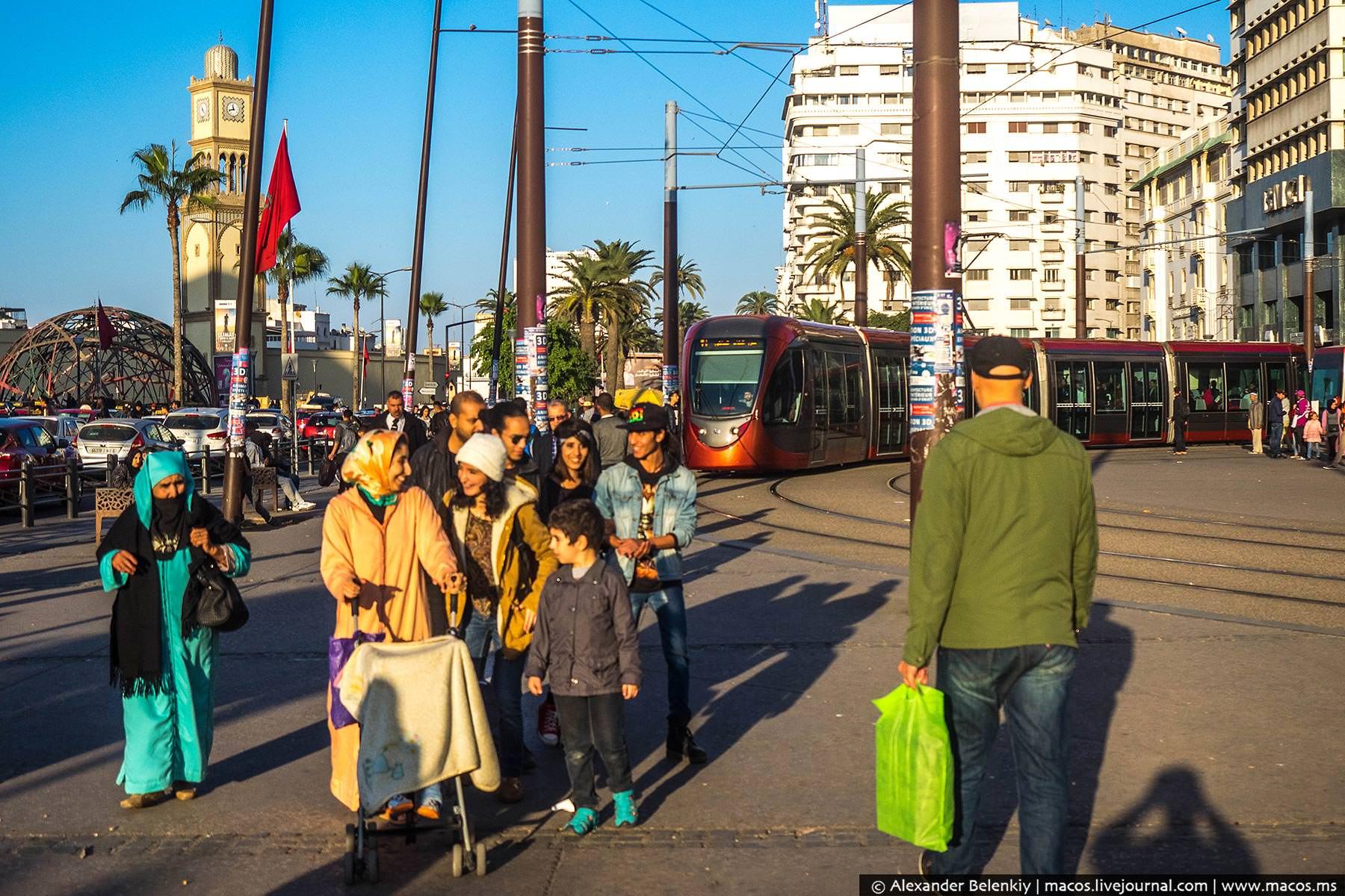 Фото: Низкопольный трамвай