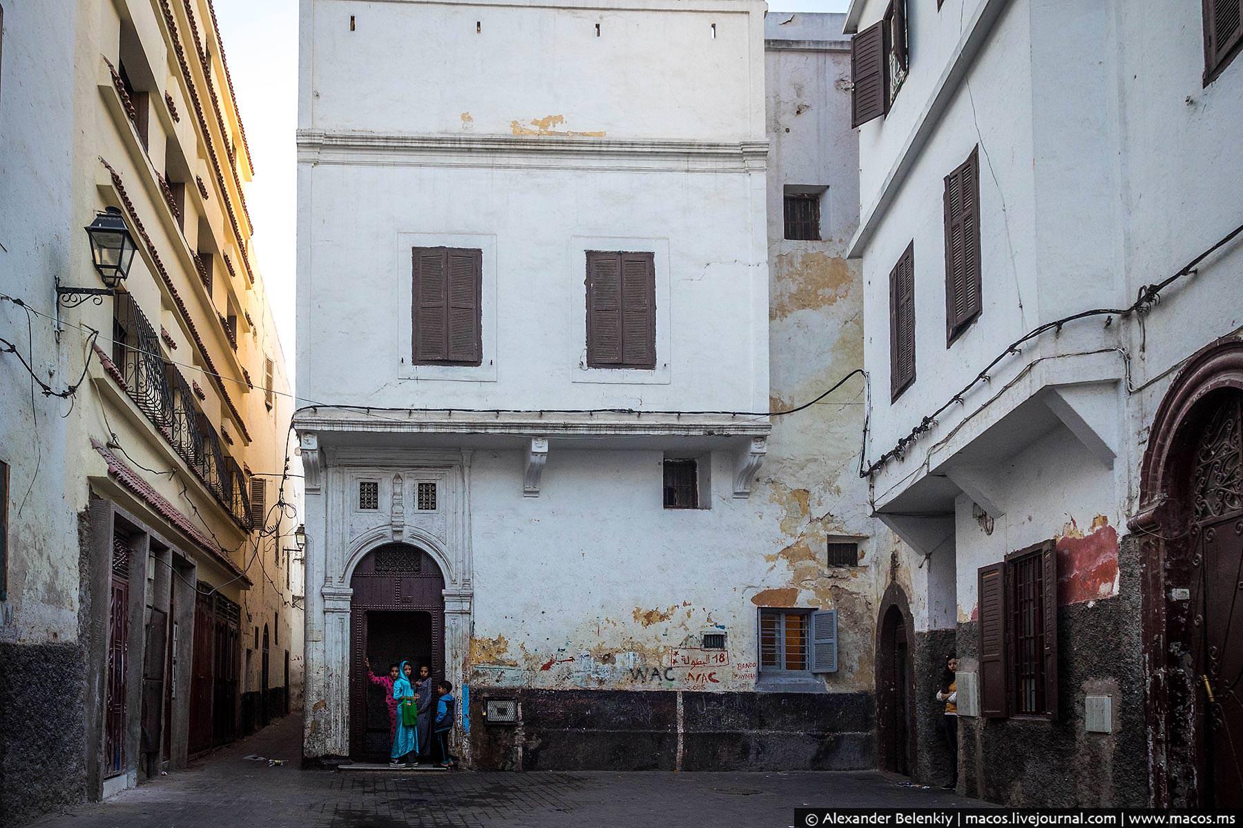 Фото: Улицы старого города
