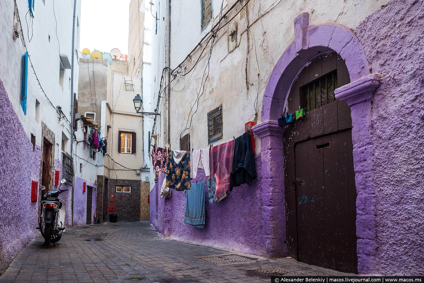 Фото: Стены улиц