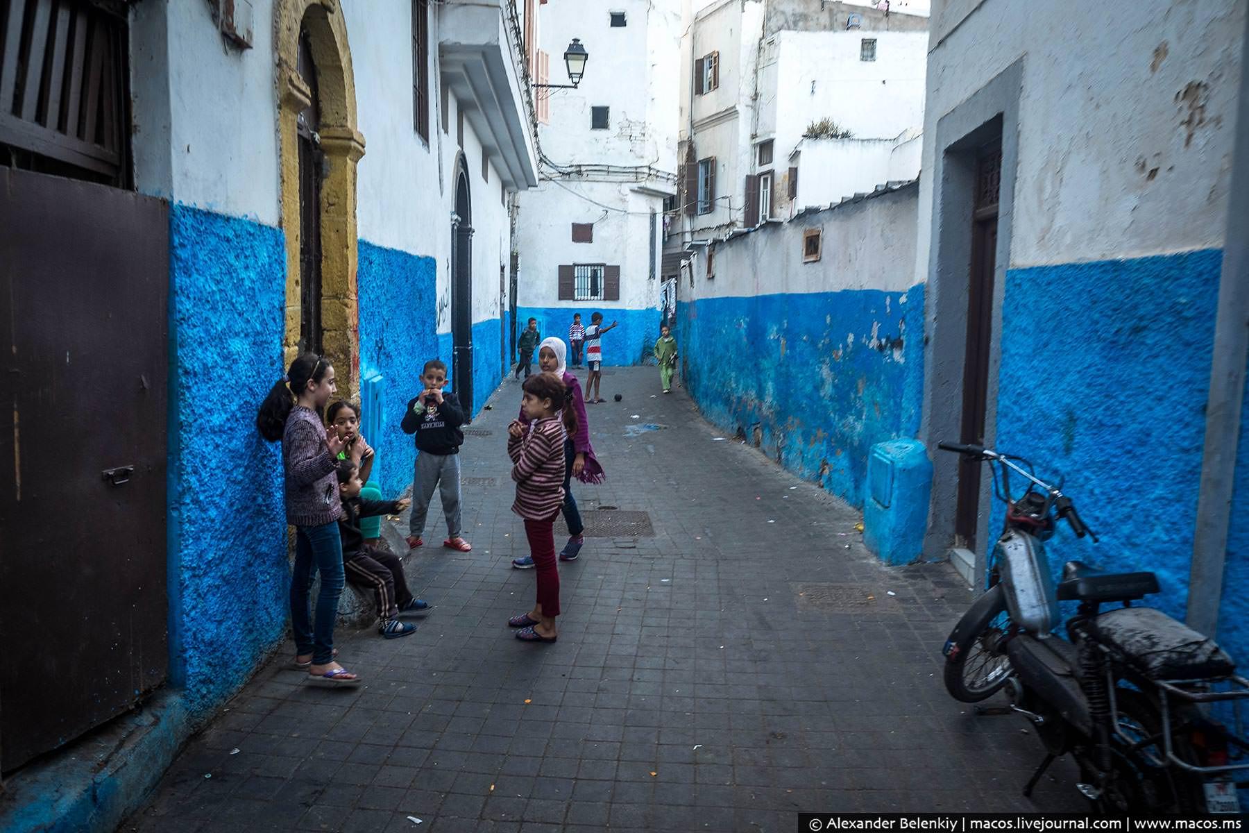 Фото: Дети на улице