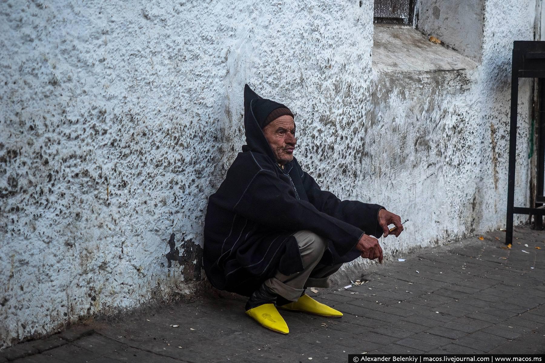 Фото: Житель города