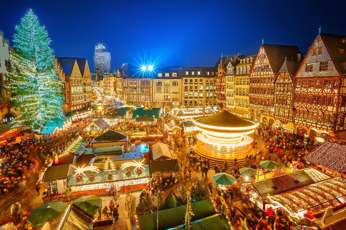 Самые необычные рождественские ярмарки Германии — Блог OneTwoTrip