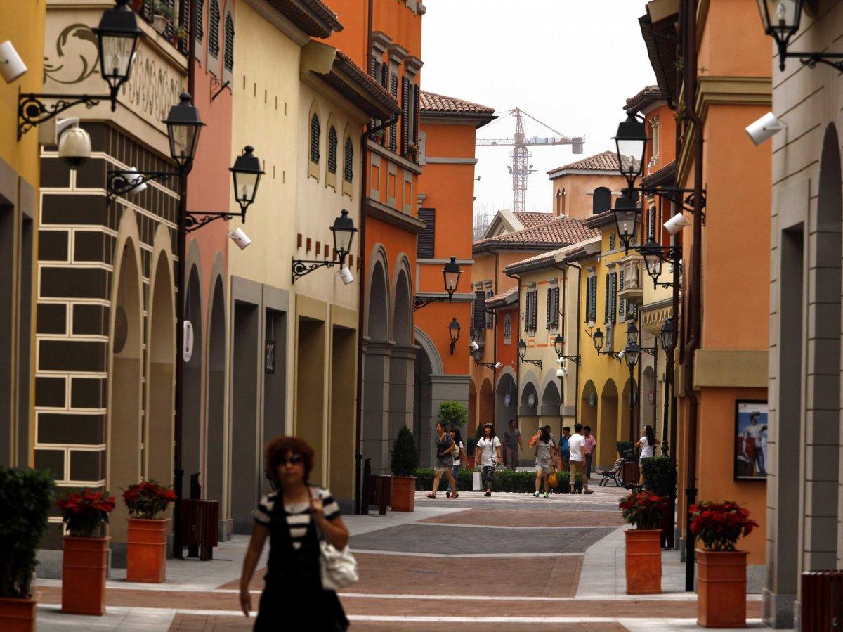 Фото: Флорентийская деревня