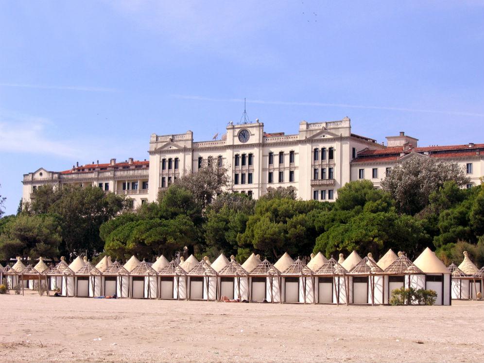 Фото: Hotel des Bains