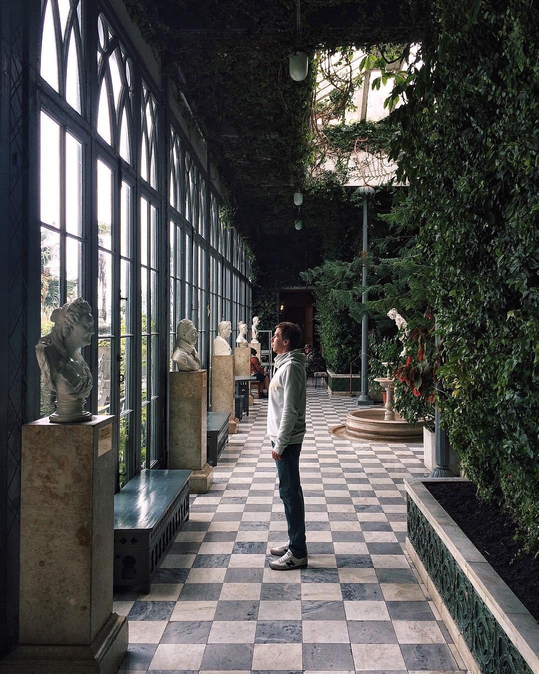 Фото: Интерьер дворца