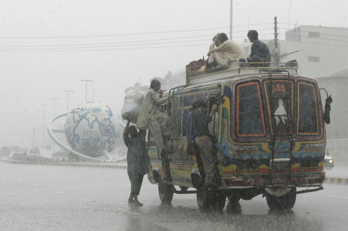 Фото: Карачи