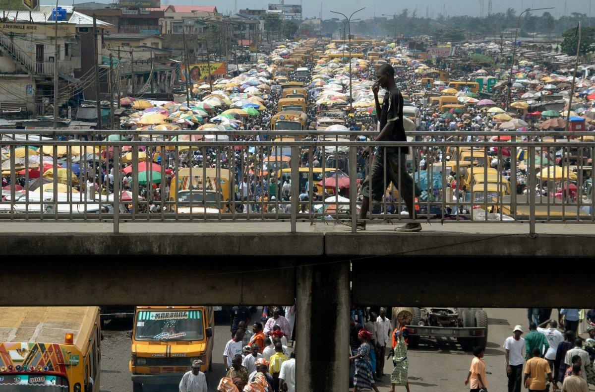 Фото: Лагос