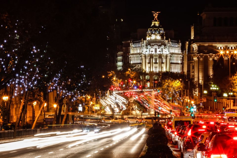 Фото: Зимние распродажи в Мадриде