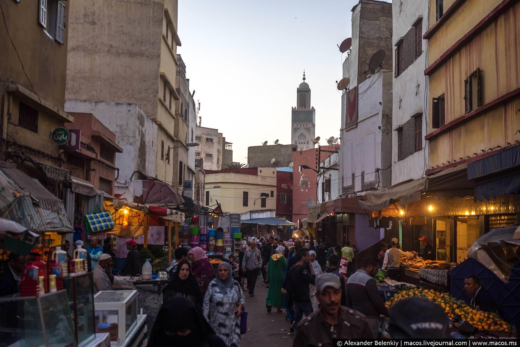 Фото: Касабланка