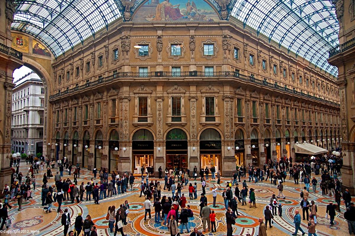 Фото: Шоппинг в Милане