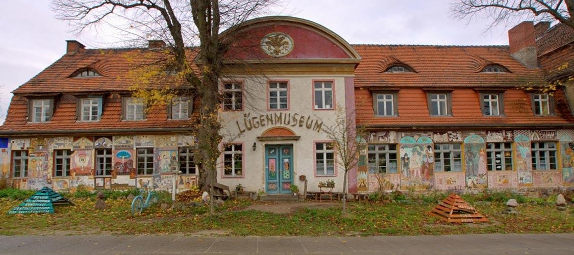 Фото: Музей лжи в Кюрице