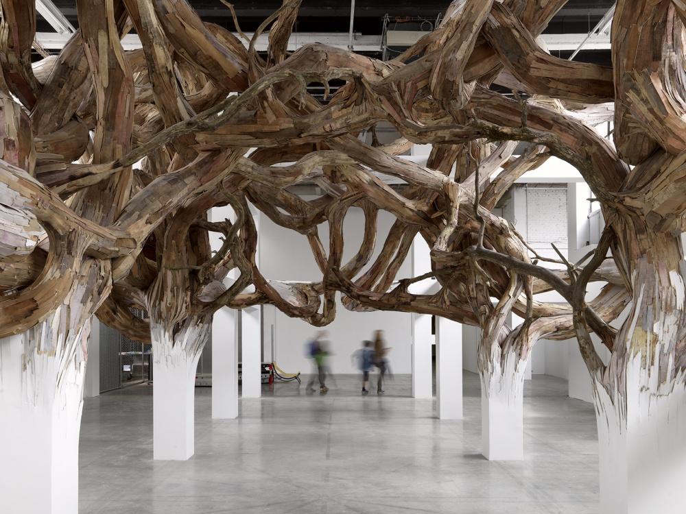Фото: Музей современного искусства в Пале Токио