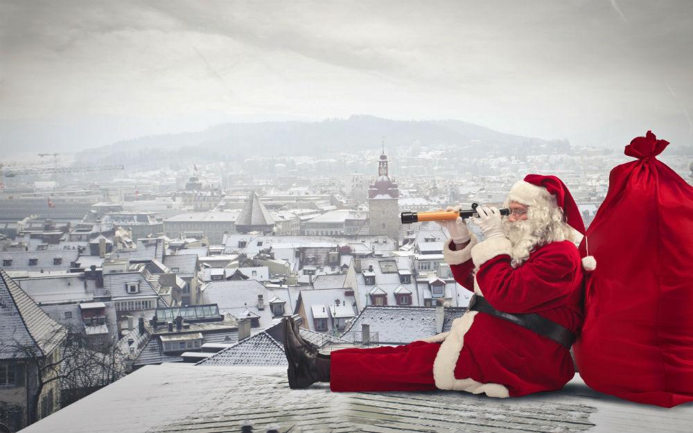 Фото: Новый год в Европе