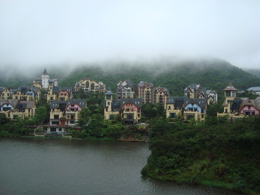 Фото: Заморский китайский город
