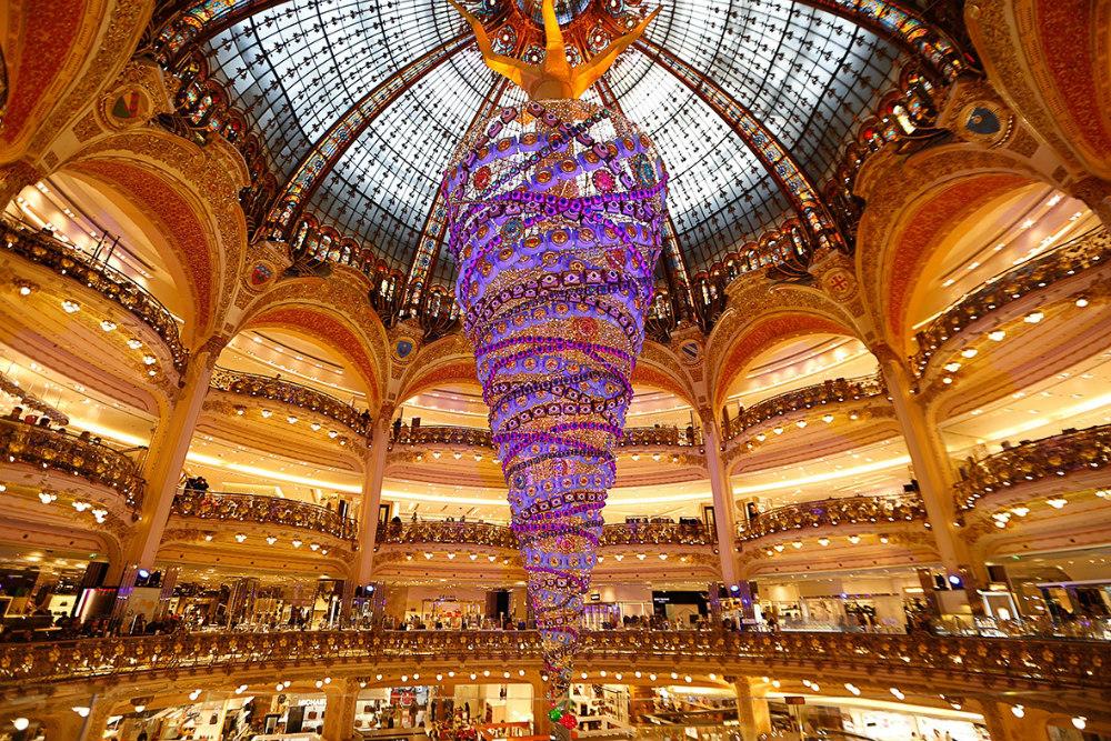 Фото: Шоппинг в Париже