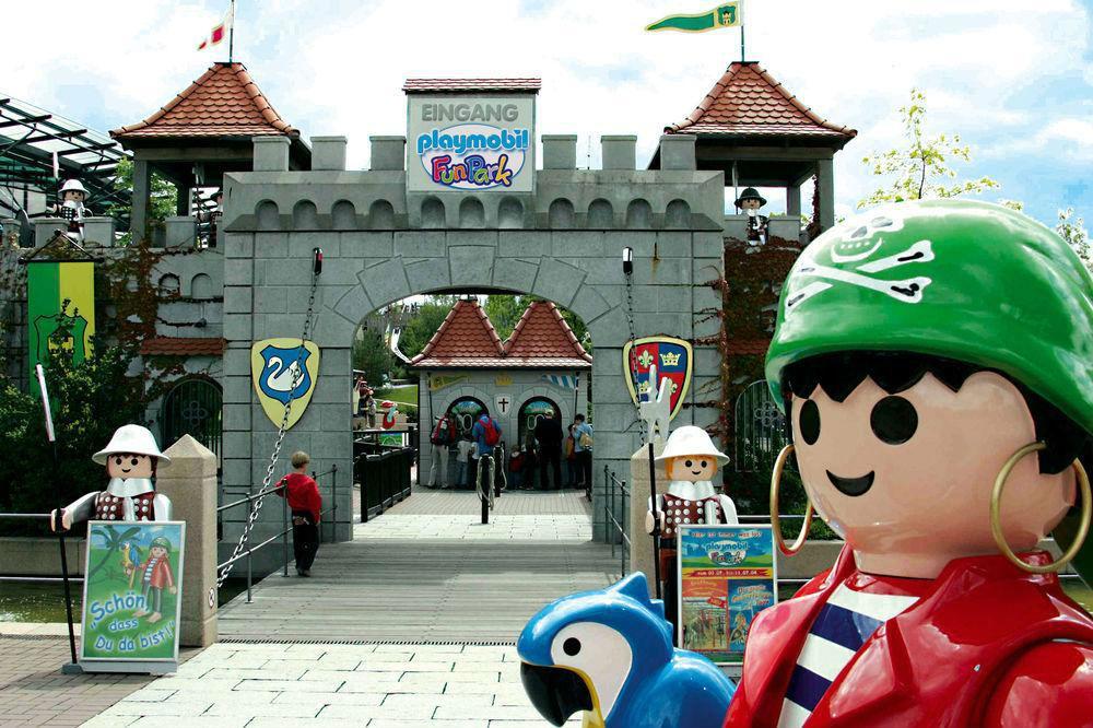 Фото: Playmobil Funpark