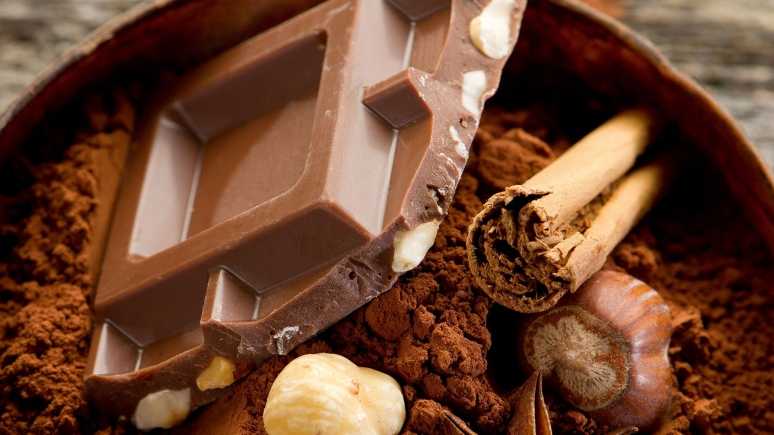 Фото: Плитка шоколада