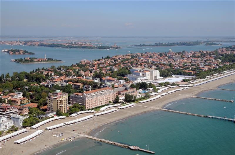 Фото: Лидо, Венеция
