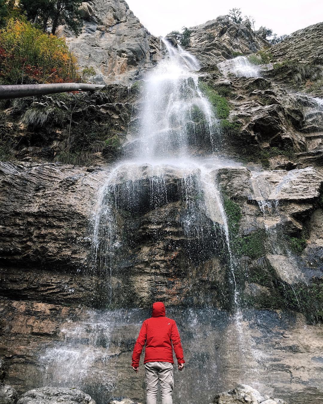 Фото: Водопад