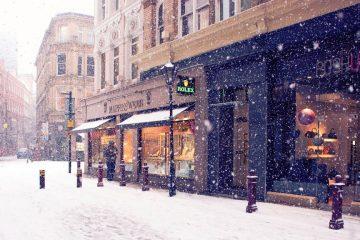 Фото: 7 городов Европы для зимнего путешествия