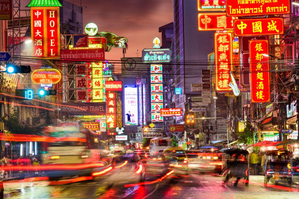 Фото: Китайский квартал