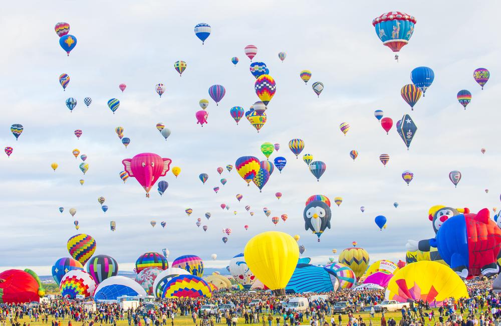 Фото: Фестиваль воздушных шаров