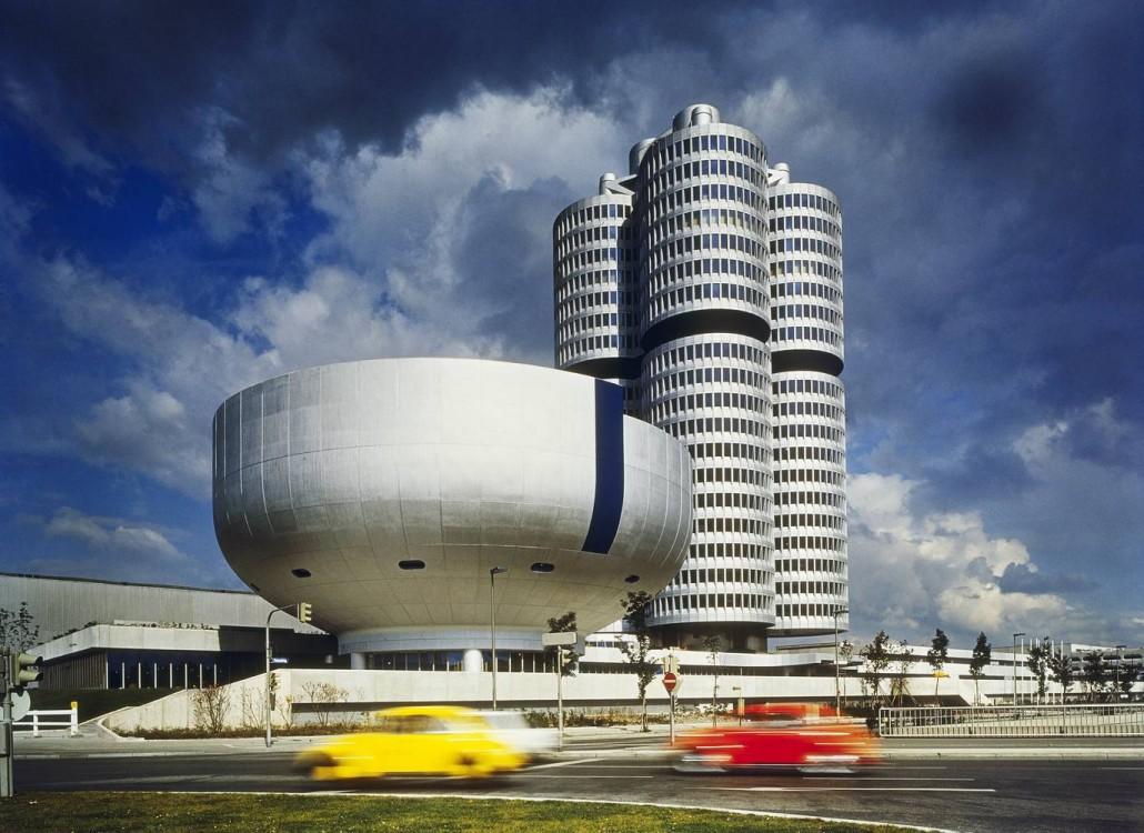 Фото: Музей BMW в Мюнхене