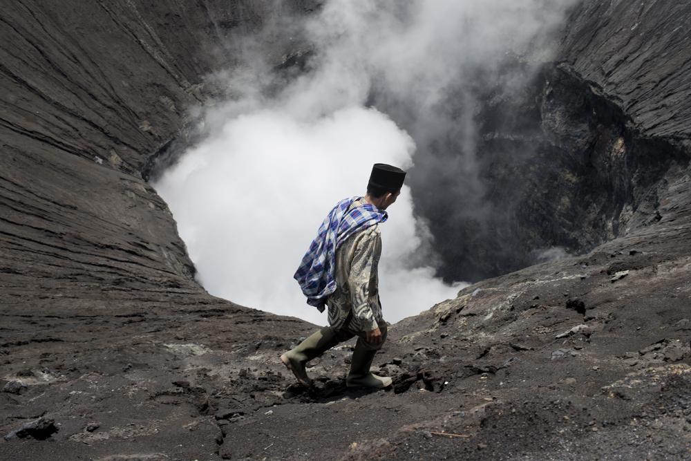 можно ли подняться на вулкане