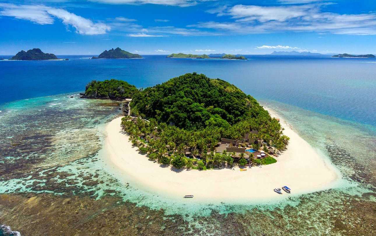 Фото: Matamanoa Island Resort