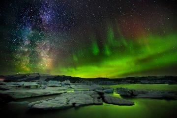 Фото: Где любоваться северным сиянием