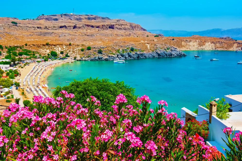 Фото: Остров Родос