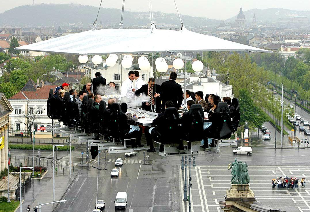 Фото: Необычные рестораны