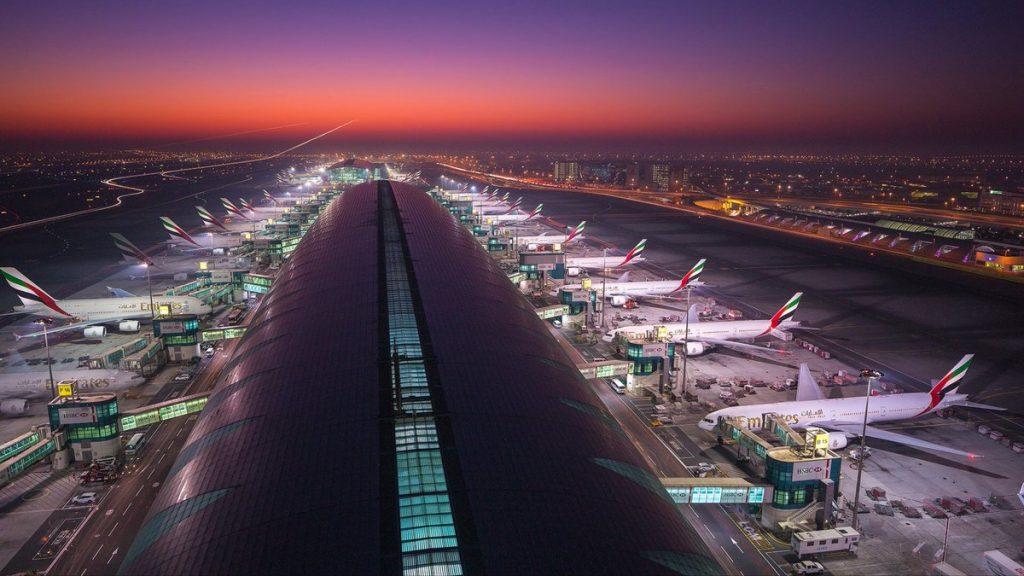 Фото: Аэропорт Дубай